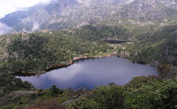 спать тысячелетия озера богини Стоковое Изображение