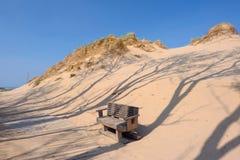 спать дюн медведя lakeshore национальный Стоковые Фотографии RF