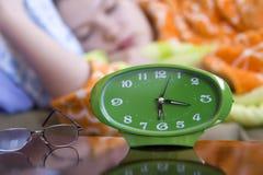 спать Стоковое Фото