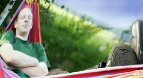 спать hummock Стоковое Фото