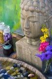 спа Будды стоковая фотография rf