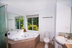 спа ванны Стоковые Изображения RF