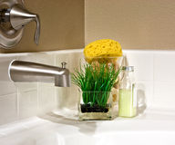 спа ванны Стоковые Изображения