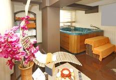 спа гостиницы стоковое изображение rf
