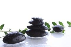 спа камушков Стоковые Изображения RF