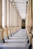 спа колоннады Стоковая Фотография