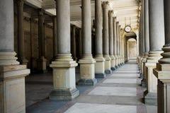 спа колоннады carlsbad Стоковое Фото