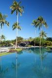 спа курорта ландшафта тропическая Стоковые Изображения RF