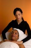 спа массажа тела Стоковые Изображения RF