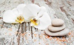 спа мыла молока самоцвета икры тела ванны вспомогательного оборудования облицовывает полотенца стоковое фото