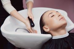 Спа парикмахерской салона стоковая фотография rf