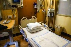 Спальня больницы Стоковые Изображения