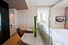 Спальня гостиницы Стоковая Фотография RF
