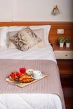 Спальня гостиницы Ares Стоковые Фотографии RF