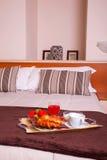 Спальня гостиницы Ares Стоковые Изображения RF