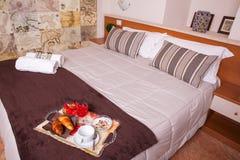 Спальня гостиницы Ares Стоковое Изображение RF