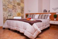 Спальня гостиницы Ares Стоковое Фото