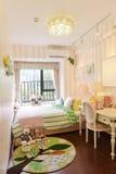 Спальня детей стоковое изображение rf