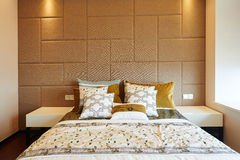 спальня малая Стоковое Изображение RF