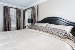 Спальня хозяев Стоковая Фотография RF