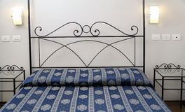 спальня шикарная Стоковая Фотография RF