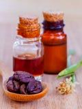 спа эфирного масла Стоковая Фотография RF