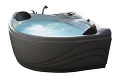 спа jacuzzi ванны Стоковые Изображения RF