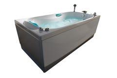 спа jacuzzi ванны стоковое изображение rf