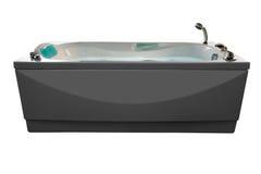 спа jacuzzi ванны Стоковые Фотографии RF
