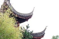 Спектр павильона-Qingyun Qin Стоковое фото RF