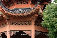 Спектр павильона-Qingyun Qin Стоковые Изображения RF