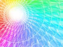 спектр предпосылки Стоковое Изображение RF