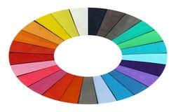 Спектр - ряд цвета Стоковые Изображения RF