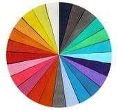 Спектр - ряд цвета Стоковые Фото