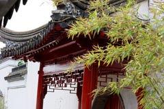 Спектр стрехи-Qingyun капания Стоковые Фото