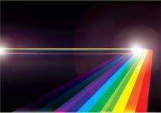 спектр иллюстрация вектора