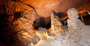 спетый sot hang halong подземелья залива Стоковое Фото