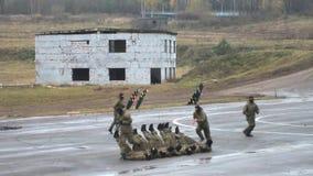 Специальная подготовка внутренних войск видеоматериал