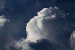 Специальные облака Стоковое Изображение RF