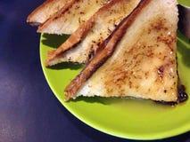 Специальный коричневый хлеб Стоковое Фото
