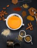 Специи & чай стоковые фотографии rf