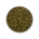 специи basilicum Стоковое Фото