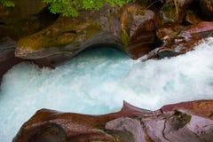 Спеша вода Стоковые Фотографии RF