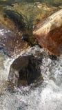 Спеша падение banff ледника Стоковая Фотография RF