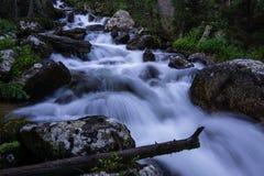 спешить реки стоковое изображение