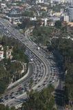 спешка часа скоростного шоссе Стоковая Фотография RF