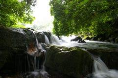 спешя вода Стоковая Фотография