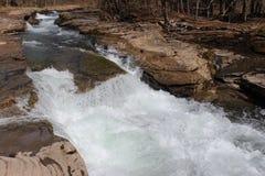 Спешя вода Стоковая Фотография RF