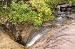 Спел водопад Chan Стоковое Фото