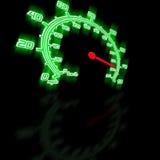 спидометр Стоковое фото RF